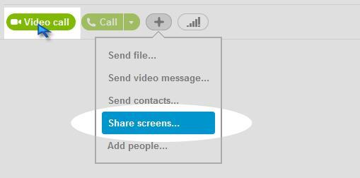 ShareScreen