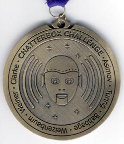 Chatterbox Challenge Bronze Medal