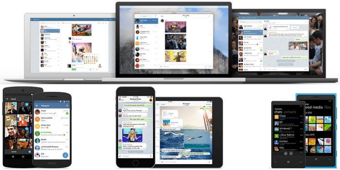 Telegram Apps