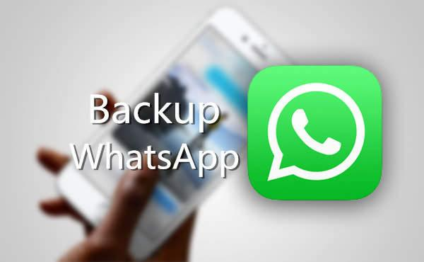 Backup WhatsApp Photos Videos