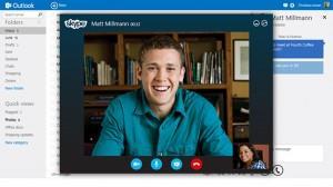 Skype on the web