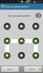 AppLock Pattern Lock