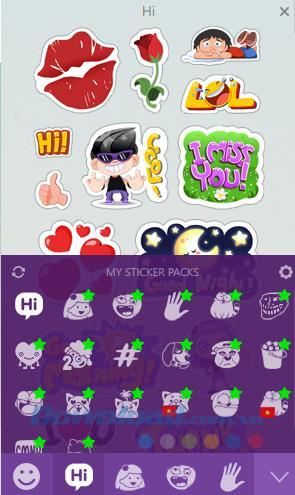 Viber Sticker