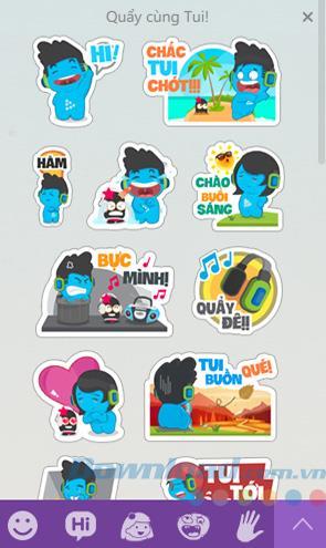 new Sticker