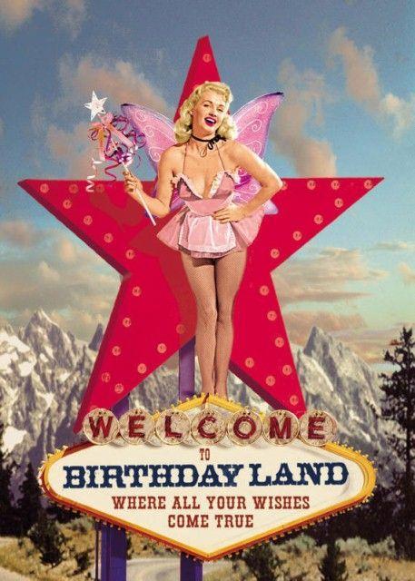 Sexy birthday wishes image