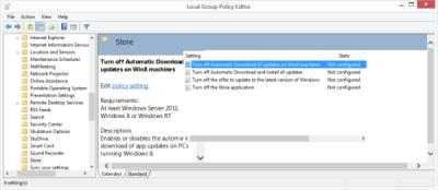 disable automatic update windows apps 1
