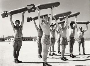 U.S. Army press photo, appx. early 1950's.