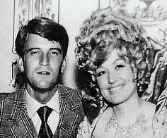 Dolly Parton and Carl Dean, circa 1966