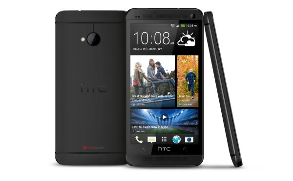 The HTC One is available in three sizes -- so there's something to suit every hand.