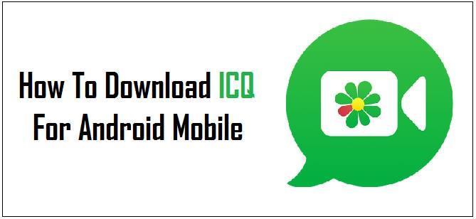 ICQ Chat Messenger