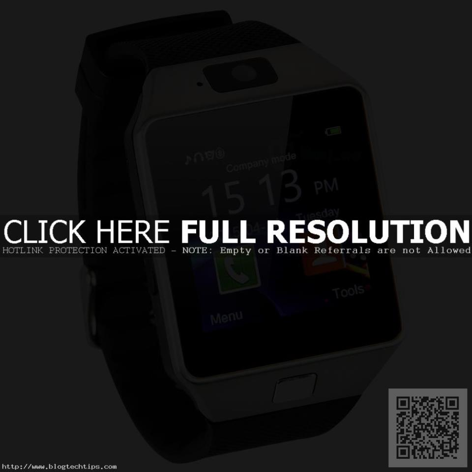 DZ09 SmartWatch Most Frequently Asked Questions