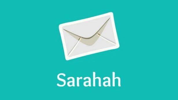 Sarahah Image