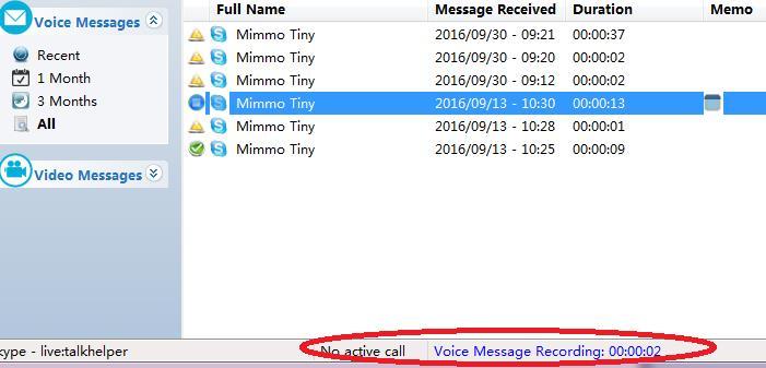 voicemailduration