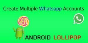 Run 2 WhatsApp Accounts