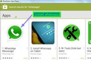 whats app for windows 8.1