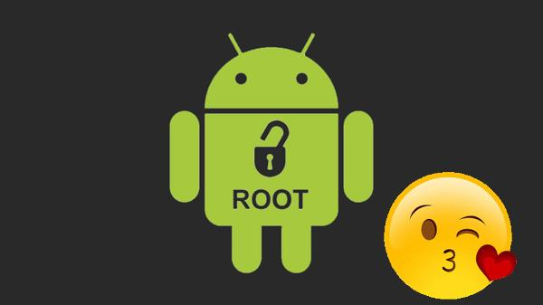 Root Android Phone for iPhone Emojis