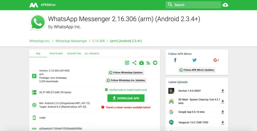 download-whatsapp-apk