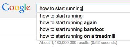 google keyword