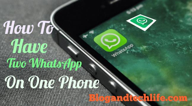 Duplicate WhatsApp account tutorial