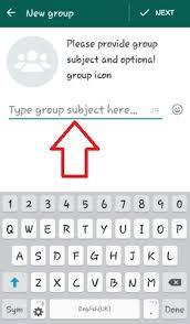 LEARN HOW TO CREATE YOUR CHAT GROUP ON WHATSAPP