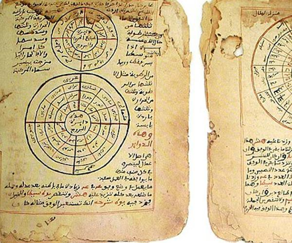 Some of the manuscripts date back to the 12th century, when Timbuktu was a vibrant trading post and a centre of knowledge. Photo: Wikipedia