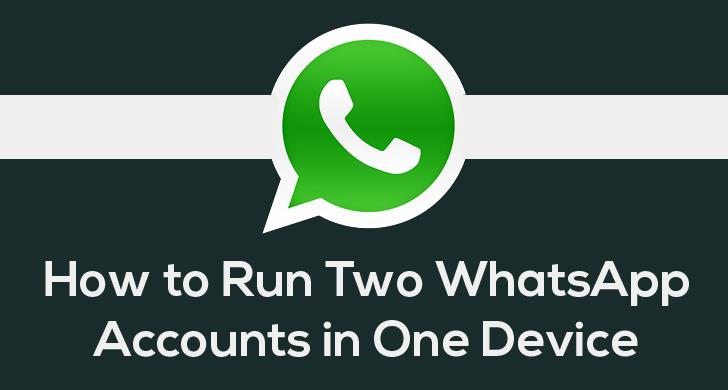multiple whatsapp accounts on Xiaomi Mi/Redmi phones