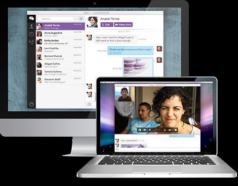 Viber desktop (teaser 001)