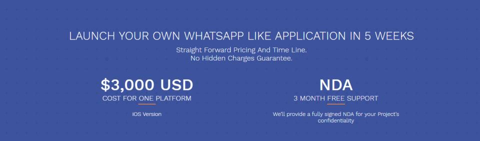 Whatsapp Cost