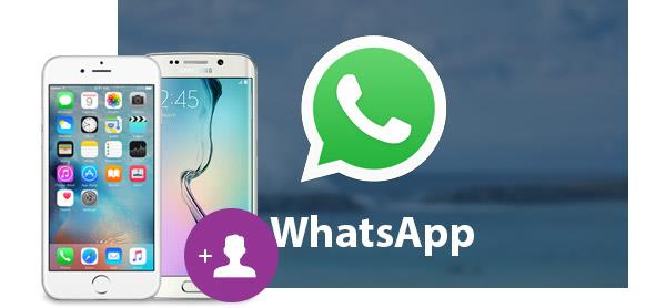 Add WhatsApp Contacts to iOS and Android Device
