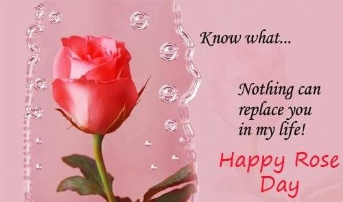 Happy Rose day status & messages for whatsapp and Facebook