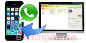 Restore WhatsApp Chat History to iPhone