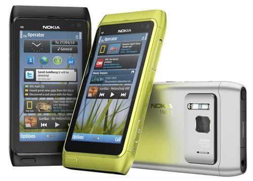 WhatsApp for Nokia N8