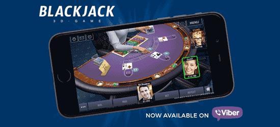 Viber Blackjack Multiplayer