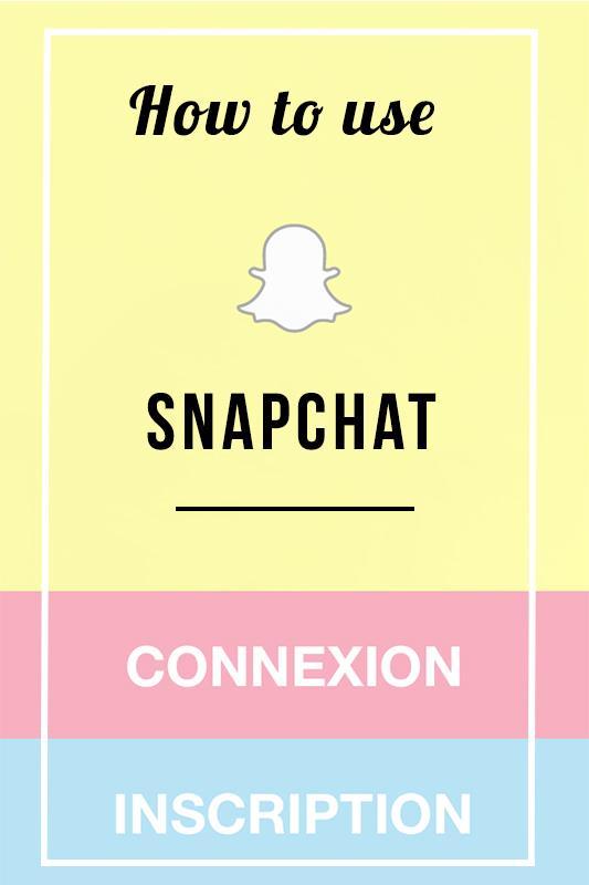 howtousesnapchat