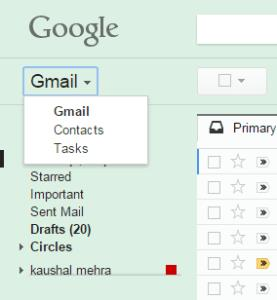 LaunchingGmailContacts