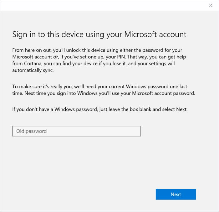 Use Gmail or Yahoo Mail as Microsoft acount step6