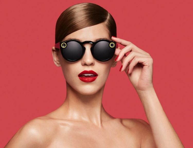 Snap, Inc. unveiled the new glasses on Thursday.