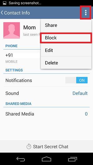 Telegram Block User 2