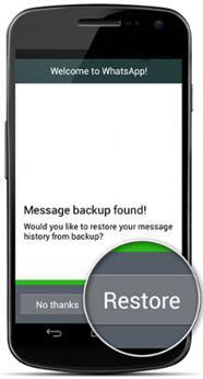 Using Backup