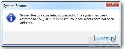 restore system_8