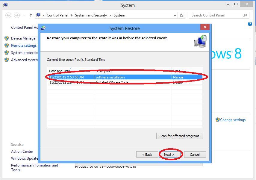 restore system windows8_4