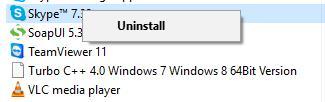 fix Skype Error 1603
