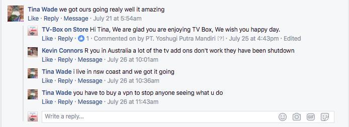 order the SMART TV BOX