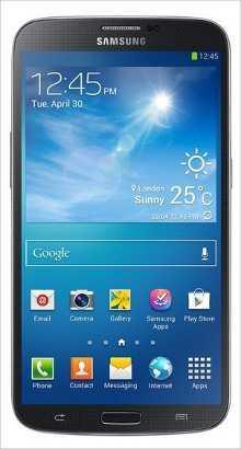 Whatsapp on Samsung Galaxy Mega 6.3