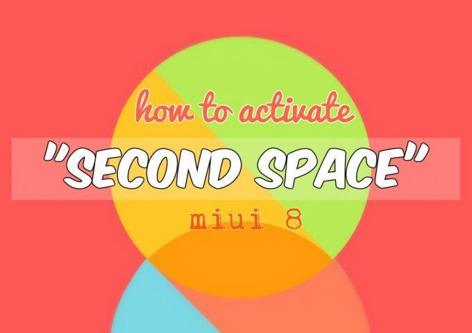 Activating MIUI8