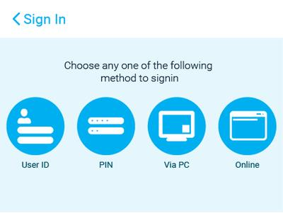 O365 Cloud PBX Phone Online Sign-in