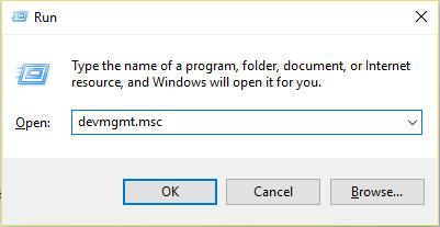 devmgmt.msc device manager