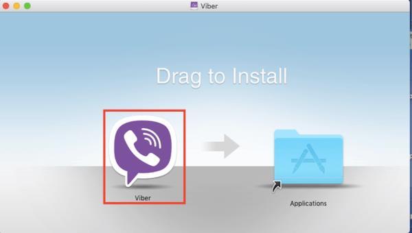Download & install Viber for mac OS X El Capitan_3