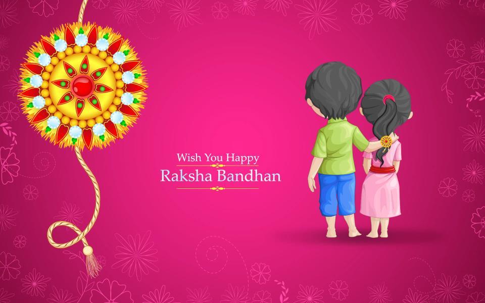 Happy-Raksha-Bandhan-2015 rakhi wishes images and wallpapers
