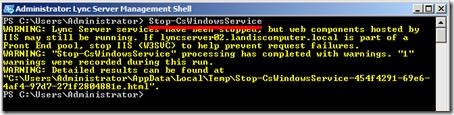powershell-stop-services